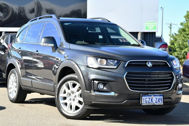 Used Holden Captiva Active 7 Seater, Mandurah, 2016 Holden Captiva Active 7 Seater Wagon