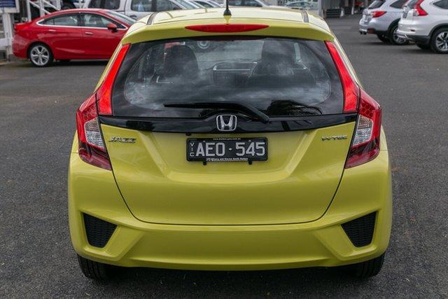 Used Honda Jazz VTi, Oakleigh, 2015 Honda Jazz VTi GF MY15 Hatchback