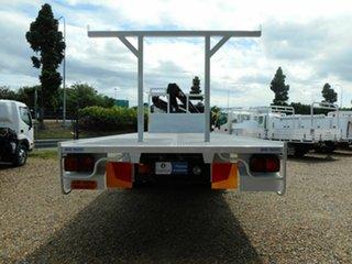 2015 Hino FG Crane Truck.