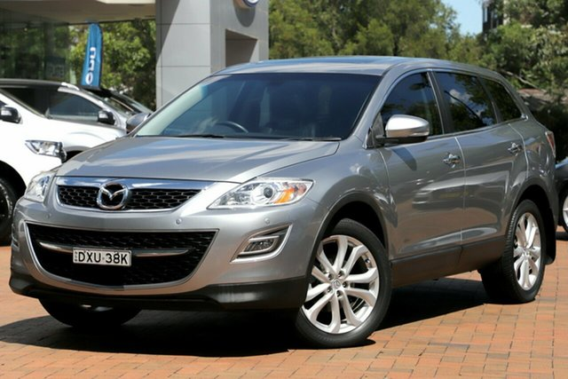 Used Mazda CX-9 Luxury, Artarmon, 2012 Mazda CX-9 Luxury Wagon