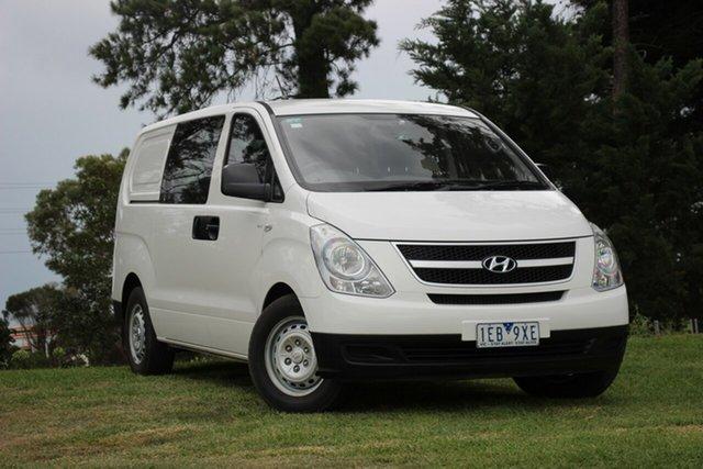 Used Hyundai iLOAD Crew Cab, Officer, 2015 Hyundai iLOAD Crew Cab Van
