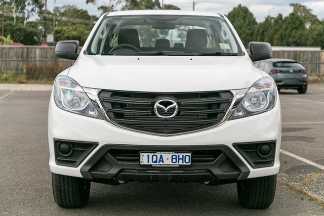 Demonstrator, Demo, Near New Mazda BT-50 XT Hi-Rider (4x2) (5Yr), Mulgrave, 2019 Mazda BT-50 XT Hi-Rider (4x2) (5Yr) MY18 Dual Cab Utility