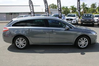 2012 Peugeot 508 Allure Touring Wagon.