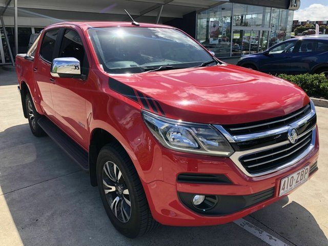 Discounted Used Holden Colorado LTZ Pickup Crew Cab, Yamanto, 2018 Holden Colorado LTZ Pickup Crew Cab Utility