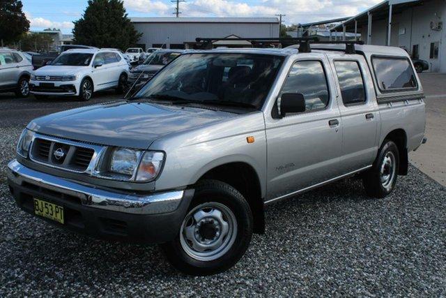 Used Nissan Navara ST, Bathurst, 2000 Nissan Navara ST Dual Cab Pick-up