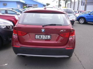 2012 BMW X1 sDrive18i Steptronic Wagon.