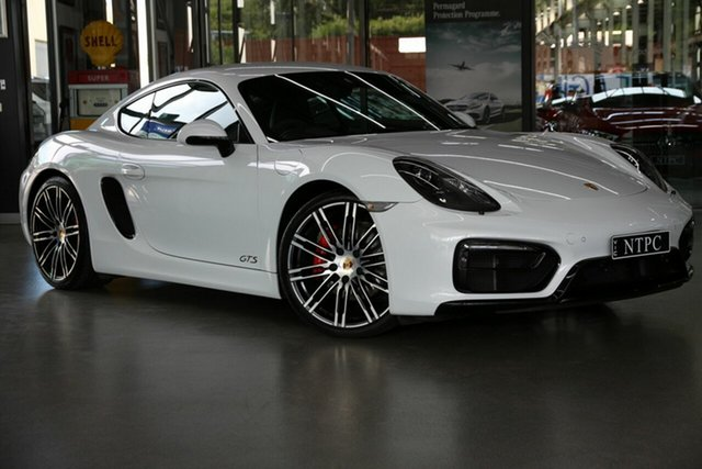 Used Porsche Cayman GTS PDK, North Melbourne, 2016 Porsche Cayman GTS PDK Coupe