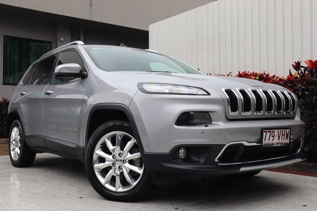 Used Jeep Cherokee Limited, Cairns, 2014 Jeep Cherokee Limited Wagon