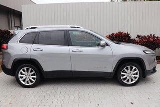 2014 Jeep Cherokee Limited Wagon.