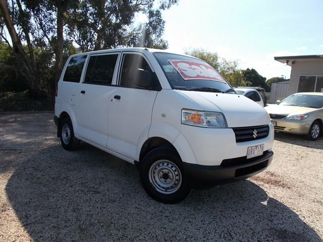 Discounted Used Suzuki APV, Bayswater, 2007 Suzuki APV Van