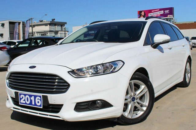 Used Ford Mondeo Ambiente PwrShift, Coburg North, 2016 Ford Mondeo Ambiente PwrShift Wagon
