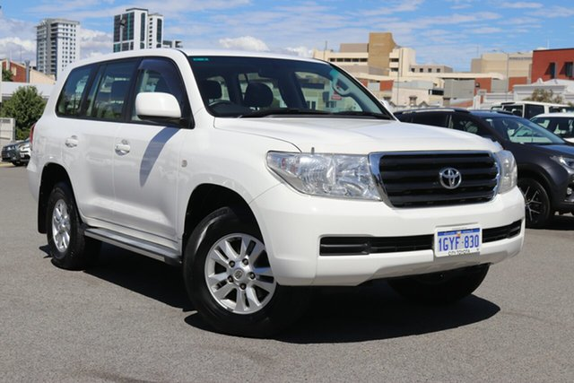 Used Toyota Landcruiser GXL, Northbridge, 2012 Toyota Landcruiser GXL Wagon