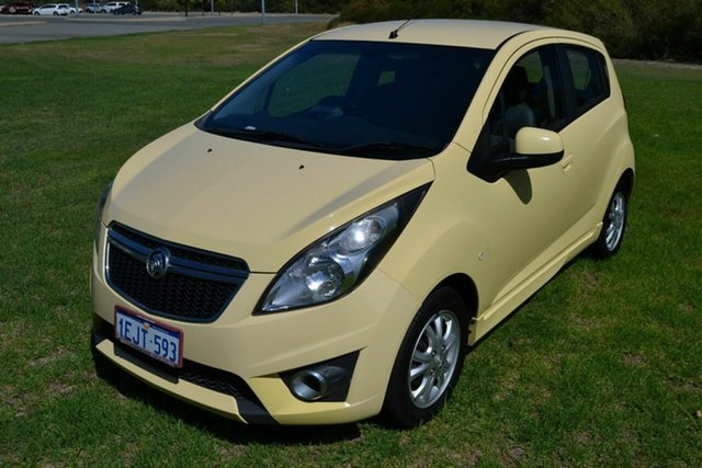 Used Holden Barina Spark CD, Rockingham, 2013 Holden Barina Spark CD Hatchback