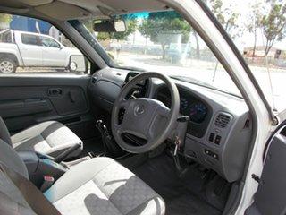 2004 Nissan Navara Dual Cab.
