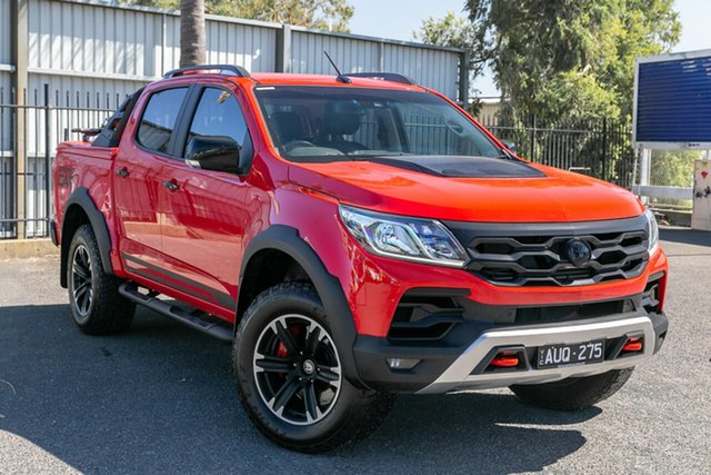 Used Holden Special Vehicles Colorado SportsCat Pickup Crew Cab, Oakleigh, 2018 Holden Special Vehicles Colorado SportsCat Pickup Crew Cab RG MY18 Utility