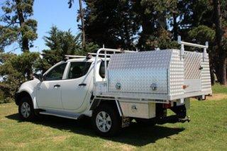 2012 Mitsubishi Triton GL-R Double Cab Utility.