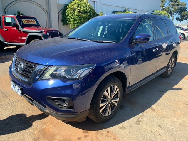 Used Nissan Pathfinder ST-L X-tronic 2WD, Cranbourne, 2017 Nissan Pathfinder ST-L X-tronic 2WD Wagon
