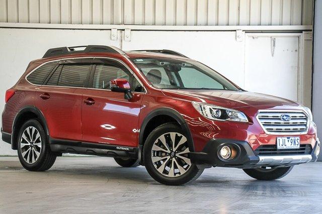 Used Subaru Outback 2.5i CVT AWD Premium, Laverton North, 2016 Subaru Outback 2.5i CVT AWD Premium Wagon