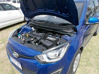2012 Hyundai i20 Hatchback.
