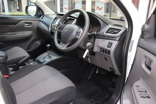 2017 Mitsubishi Triton GLX Double Cab Cab Chassis.