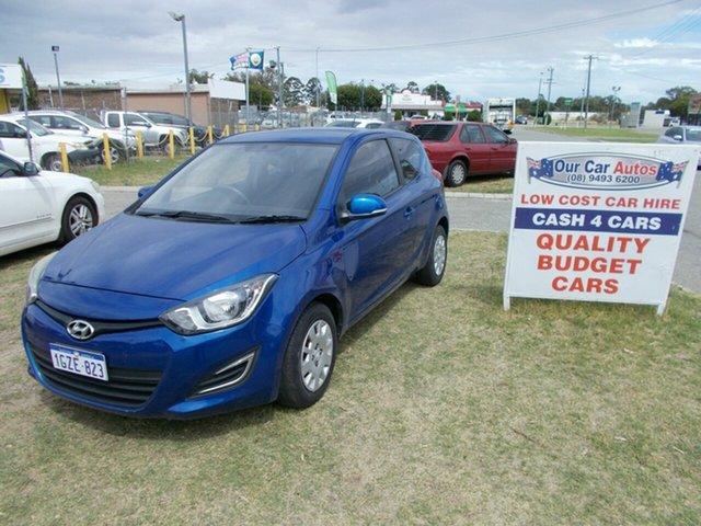 Discounted Used Hyundai i20, Maddington, 2012 Hyundai i20 Hatchback