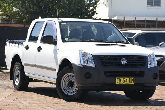 Discounted Used Holden Rodeo LX Crew Cab 4x2, Warwick Farm, 2007 Holden Rodeo LX Crew Cab 4x2 Utility