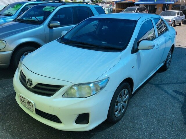 Used Toyota Corolla Ascent, North Rockhampton, 2012 Toyota Corolla Ascent Sedan