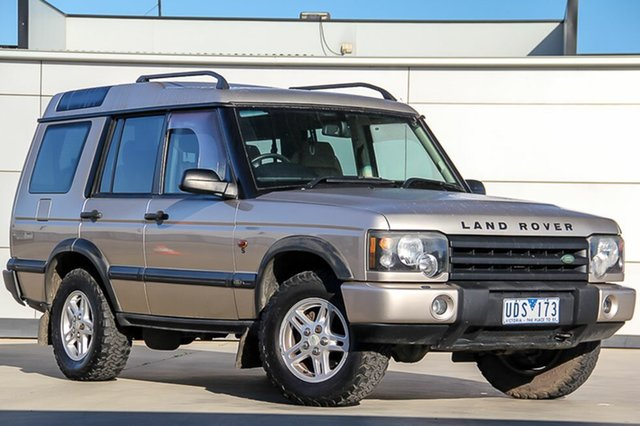 Used Land Rover Discovery Td5, Pakenham, 2003 Land Rover Discovery Td5 Wagon