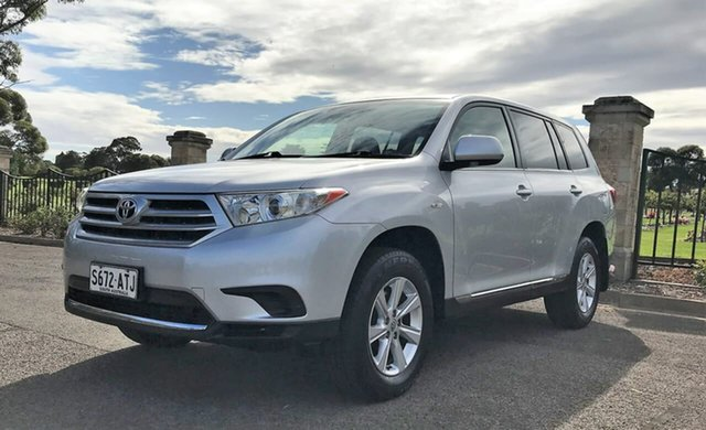 Used Toyota Kluger KX-R 2WD, Enfield, 2013 Toyota Kluger KX-R 2WD Wagon