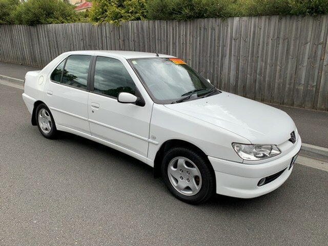 Used Peugeot 306 XT, North Hobart, 2000 Peugeot 306 XT Sedan