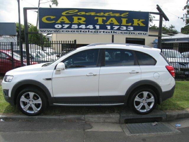 Used Holden Captiva 7 LTZ (AWD), Nambour, 2014 Holden Captiva 7 LTZ (AWD) Wagon