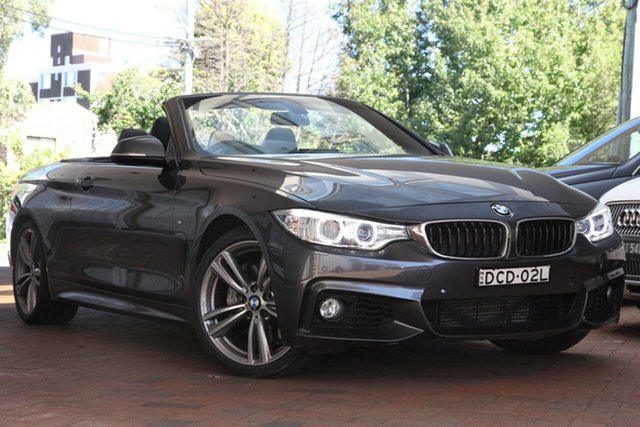 Used BMW 4 Series 435i, Artarmon, 2014 BMW 4 Series 435i Convertible