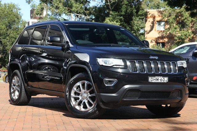 Used Jeep Grand Cherokee Laredo, Artarmon, 2015 Jeep Grand Cherokee Laredo Wagon