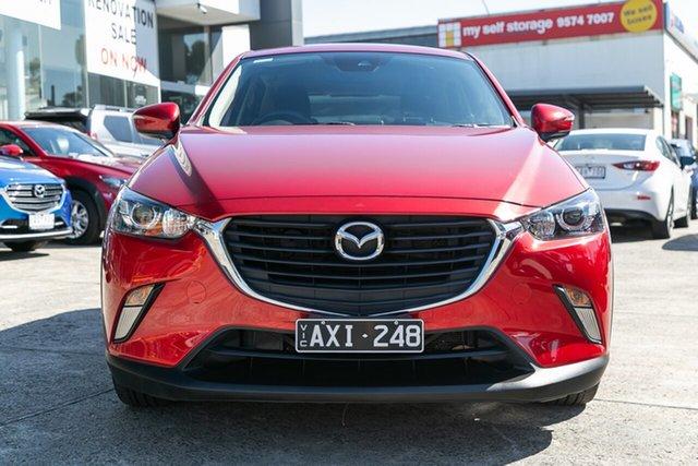 Used Mazda CX-3 Maxx (FWD), Mulgrave, 2017 Mazda CX-3 Maxx (FWD) DK Wagon