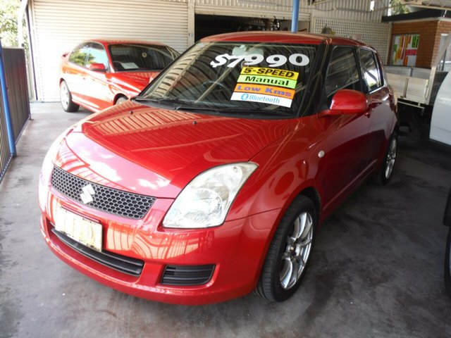 Used Suzuki Swift S, East Lismore, 2010 Suzuki Swift S EZ 07 Update Hatchback