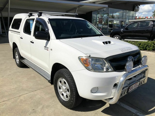 Discounted Used Toyota Hilux SR, Yamanto, 2008 Toyota Hilux SR Utility