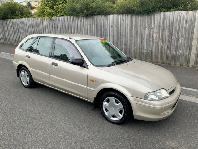Used Ford Laser LXI, North Hobart, 2000 Ford Laser LXI Hatchback