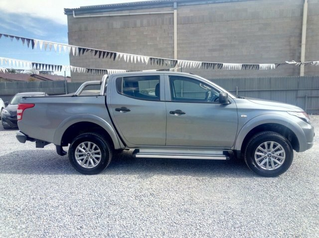 Used Mitsubishi Triton GLX (4x4), Klemzig, 2017 Mitsubishi Triton GLX (4x4) Dual Cab Utility
