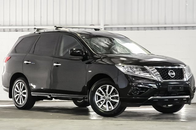 Used Nissan Pathfinder ST X-tronic 2WD, Laverton North, 2016 Nissan Pathfinder ST X-tronic 2WD Wagon