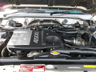 1998 Nissan Patrol TI (4x4) Wagon.