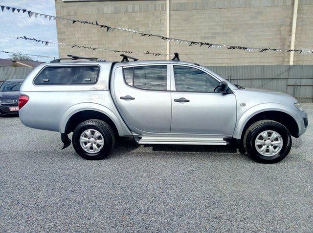 Used Mitsubishi Triton GLX (4x4), Klemzig, 2013 Mitsubishi Triton GLX (4x4) Double Cab Utility