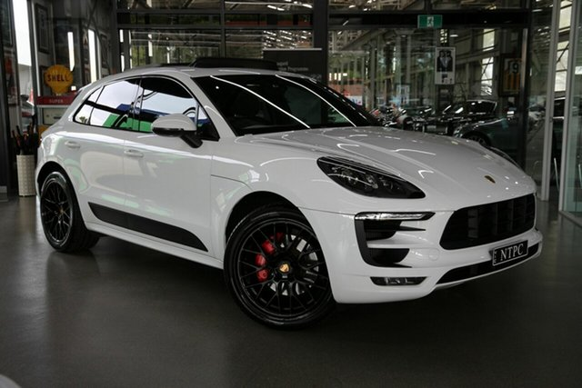 Used Porsche Macan GTS PDK AWD, North Melbourne, 2018 Porsche Macan GTS PDK AWD Wagon