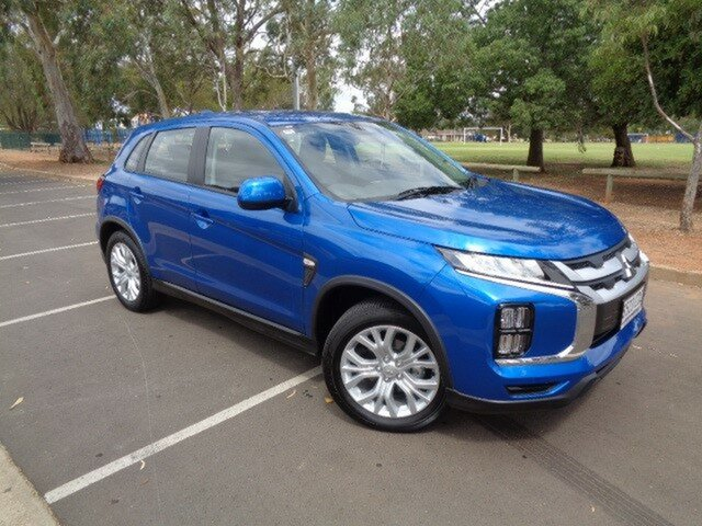 Demonstrator, Demo, Near New Mitsubishi ASX ES 2WD, Nailsworth, 2019 Mitsubishi ASX ES 2WD Wagon