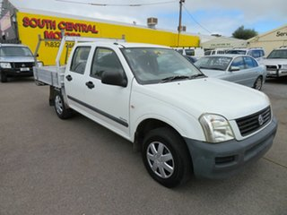 2003 Holden Rodeo Dual Cab.