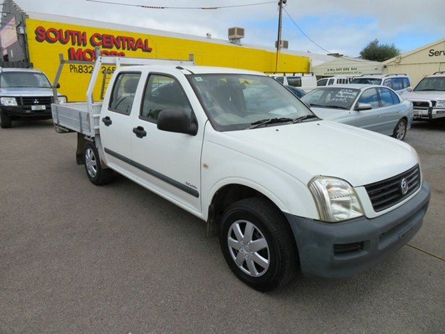 Used Holden Rodeo, Morphett Vale, 2003 Holden Rodeo Dual Cab