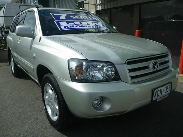 Used Toyota Kluger Grande AWD, Edwardstown, 2004 Toyota Kluger Grande AWD Wagon