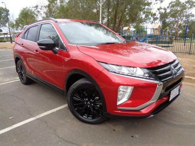 Demonstrator, Demo, Near New Mitsubishi Eclipse Cross Black Edition 2WD, Nailsworth, 2019 Mitsubishi Eclipse Cross Black Edition 2WD Wagon
