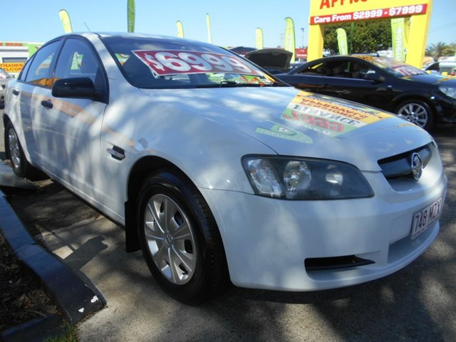 Used Holden Commodore Omega, Slacks Creek, 2008 Holden Commodore Omega Sedan