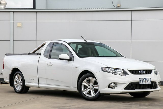 Used Ford Falcon XR6 Ute Super Cab EcoLPi, Pakenham, 2011 Ford Falcon XR6 Ute Super Cab EcoLPi Utility