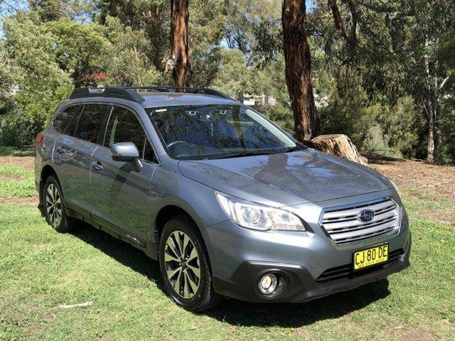 Used Subaru Outback 2.5i CVT AWD, Queanbeyan, 2016 Subaru Outback 2.5i CVT AWD Wagon